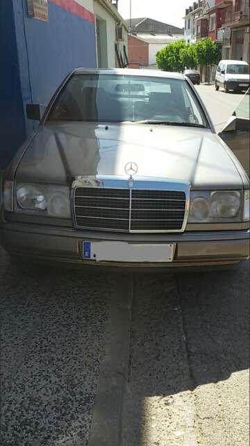 Imagen Mercedes-benz 230ce coupe