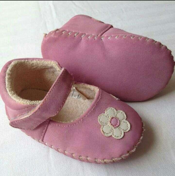 Imagen producto Zapatos bebé merceditas  2
