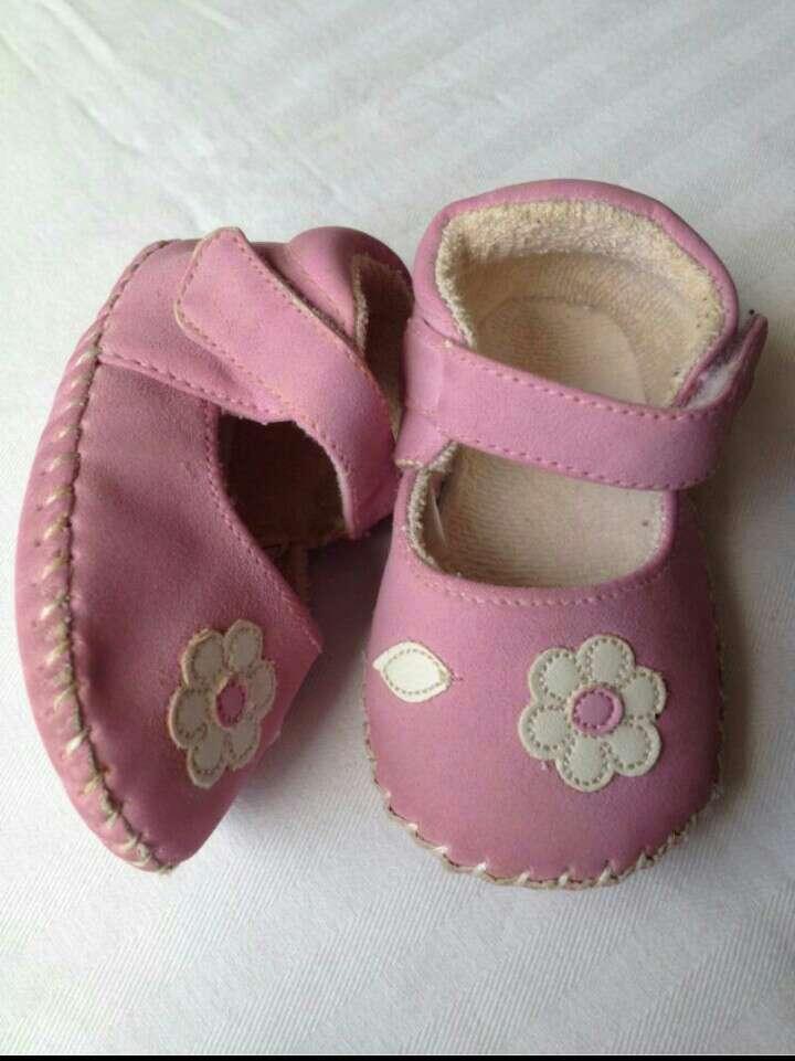 Imagen producto Zapatos bebé merceditas  4