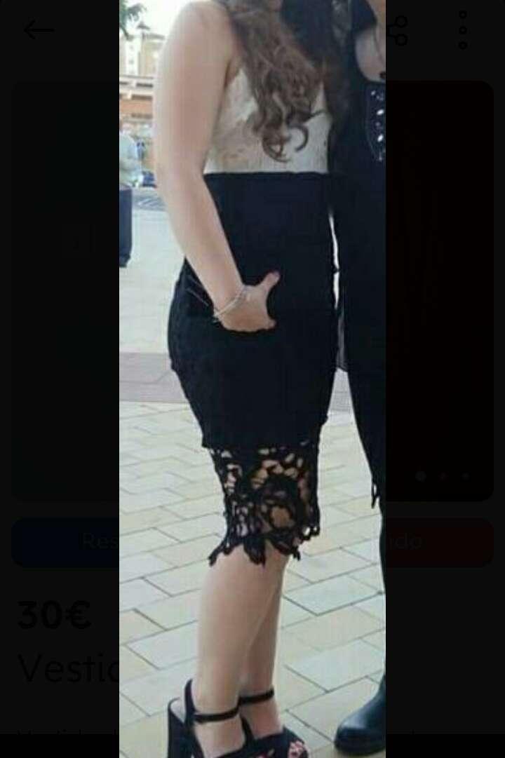 Imagen producto Vestido ajustado 1