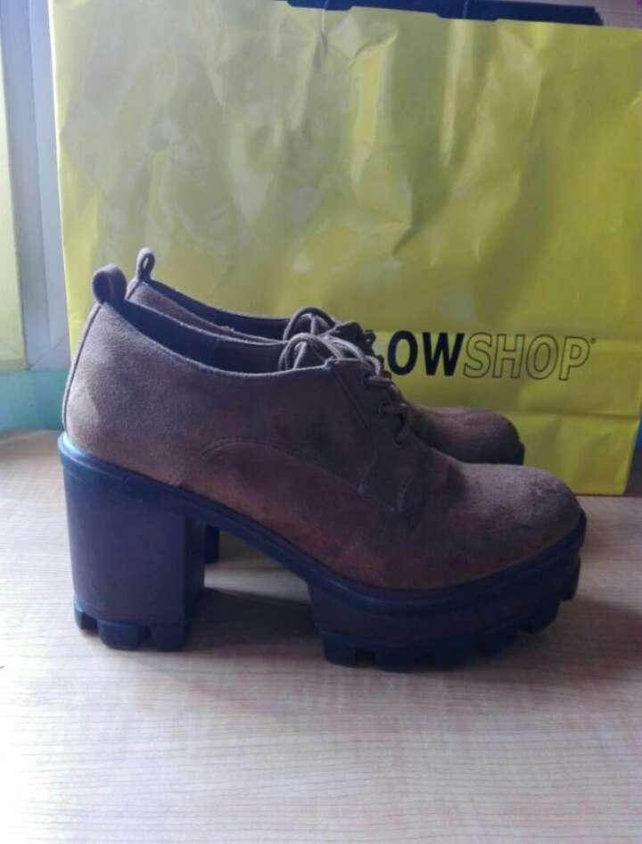 Imagen producto Zapatos plataforma 3