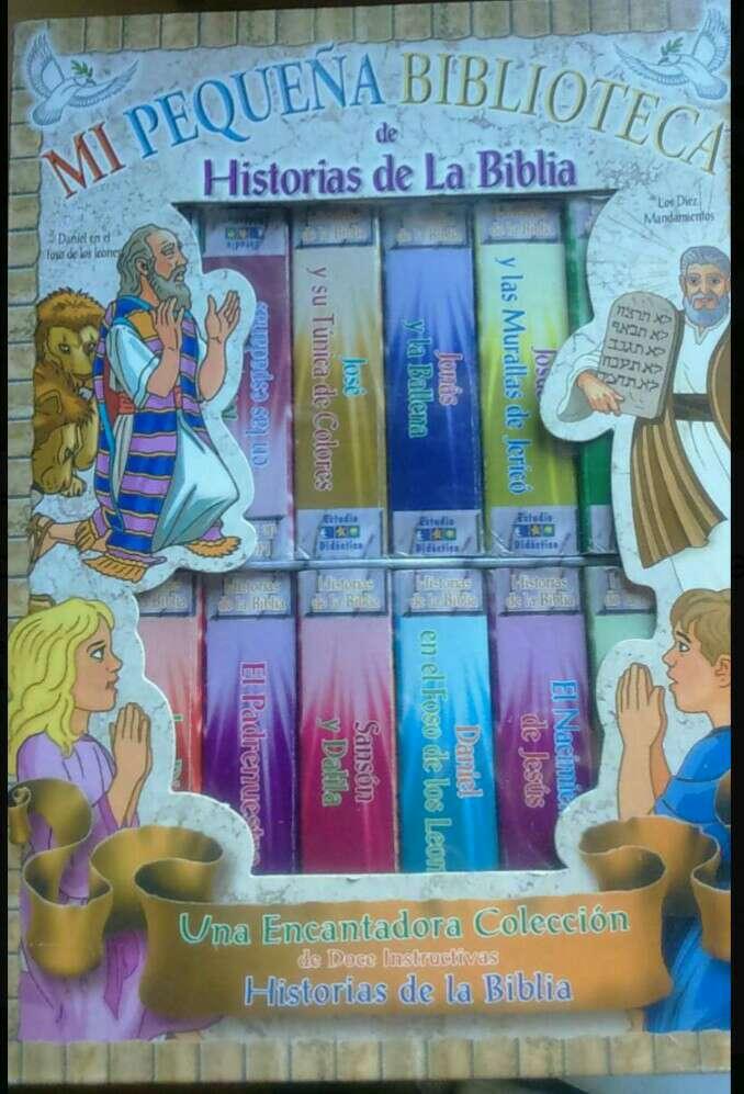 Imagen Libros infantiles sobre historias de la Biblia