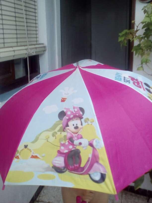 Imagen paraguas en muy bien estado