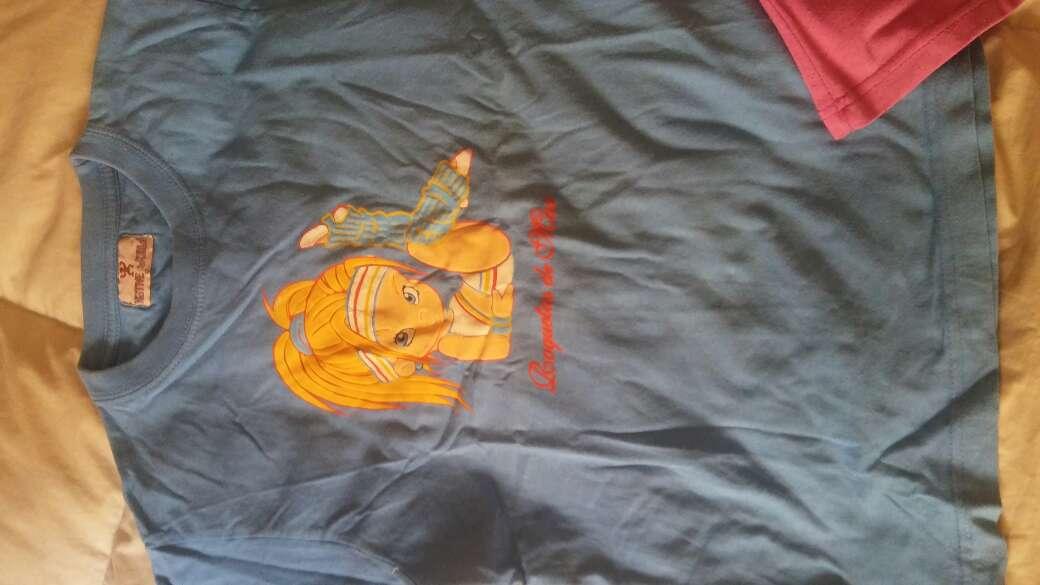 Imagen producto Lote camisetas talla 12 3