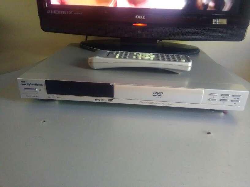 Imagen DVD con mando