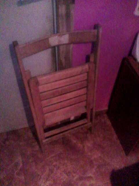 Imagen producto Silla de madera 2