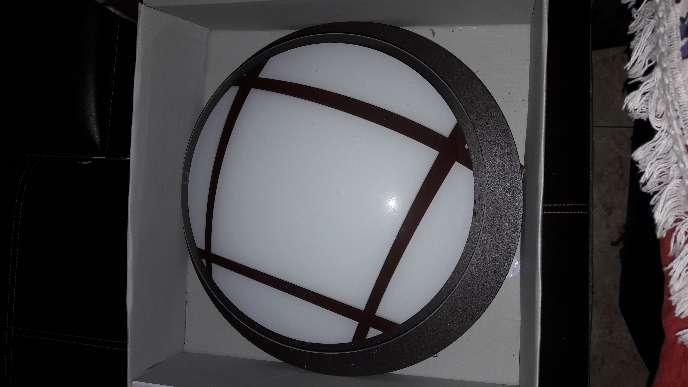Imagen lampara redonda nueva