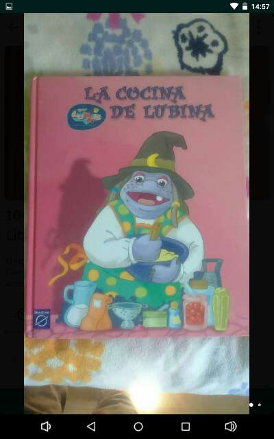 Libro de cocina para ni os en 28400 collado villalba wendoo for Libro cocina para ninos