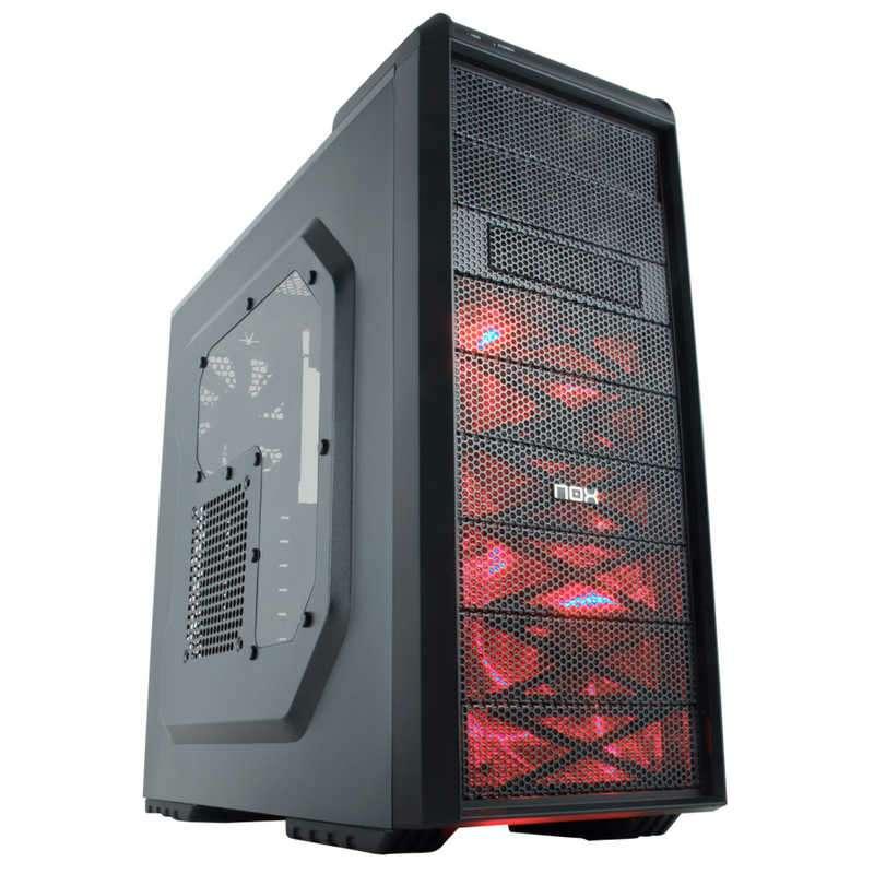 Imagen Ordenador Amd FX 8350 + 16GB ram + SSD + Crossfire