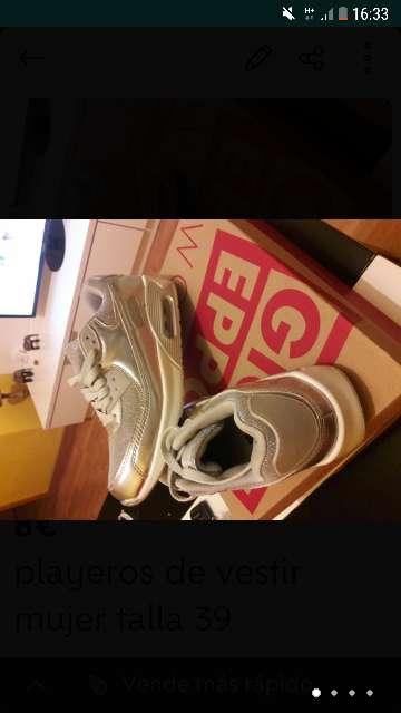 Imagen producto Zapatillas mujer nuevas 2