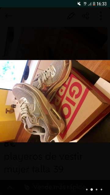 Imagen zapatillas mujer nuevas
