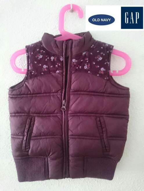 Imagen producto Chaleco plumas Old Navy GAP  4