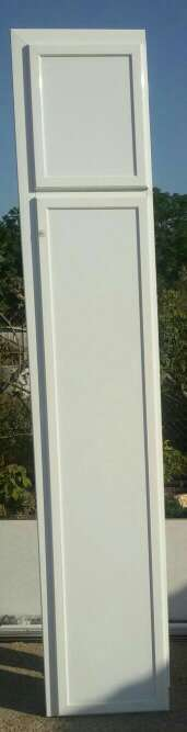 Imagen mueble de aluminio empotrado