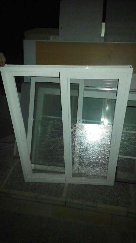 Imagen ventana de aluminio nueva