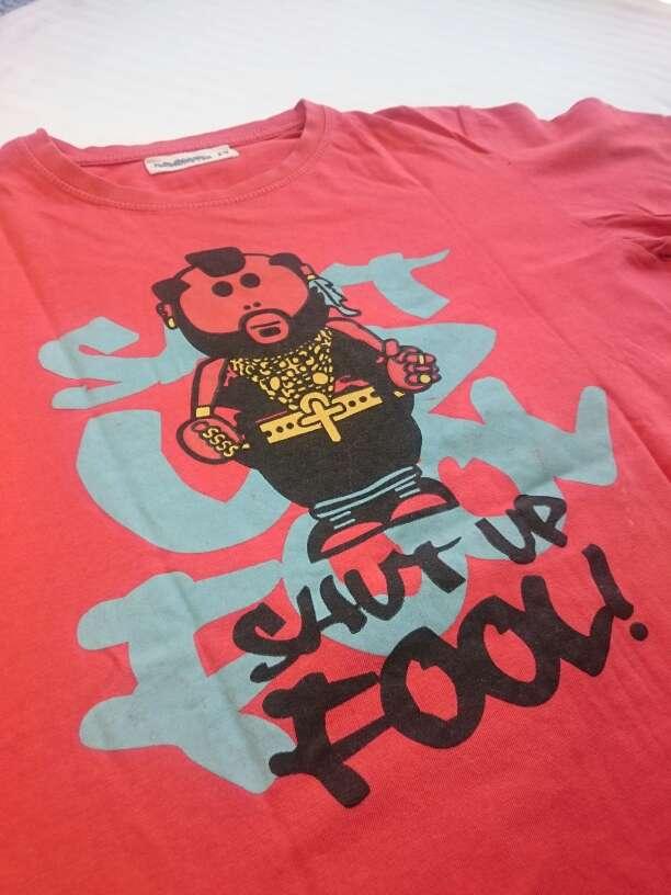 Imagen producto Camiseta roja Equipo A 2