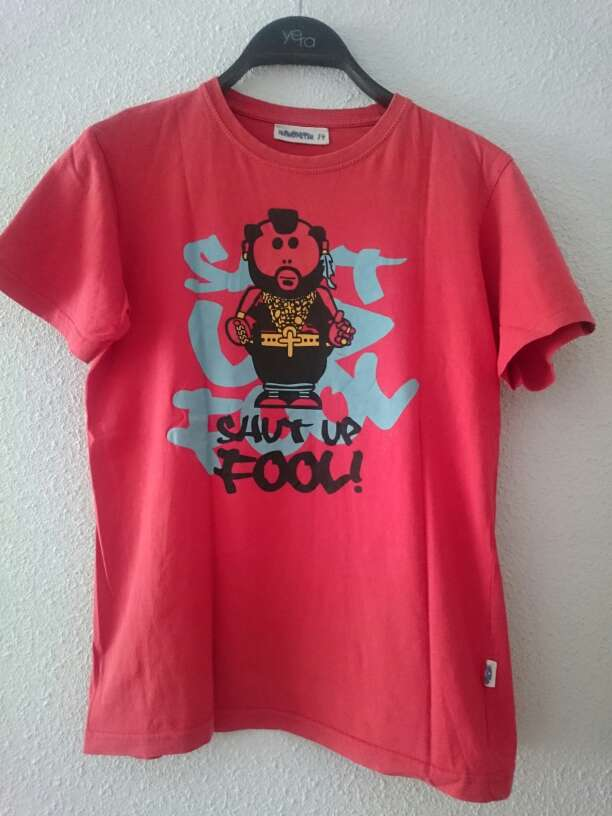 Imagen Camiseta roja Equipo A
