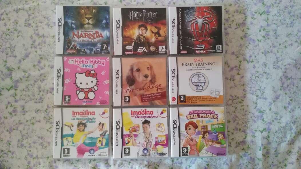 Imagen Juegos Nintendo DS