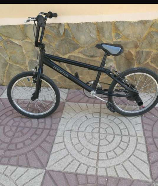 Imagen producto Bicicleta marca moma bmx 2