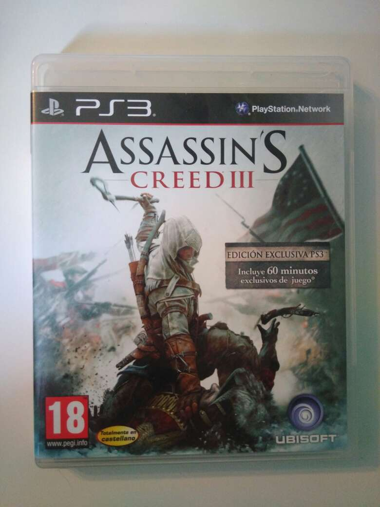 Imagen Assassin's Creed III PS3