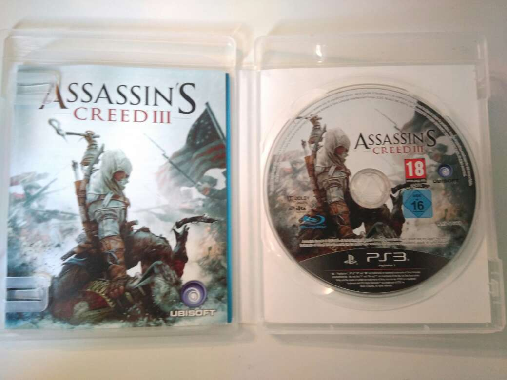 Imagen producto Assassin's Creed III PS3 3