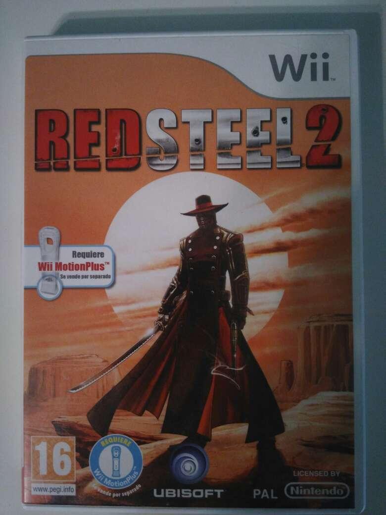 Imagen Red Steel 2 Wii