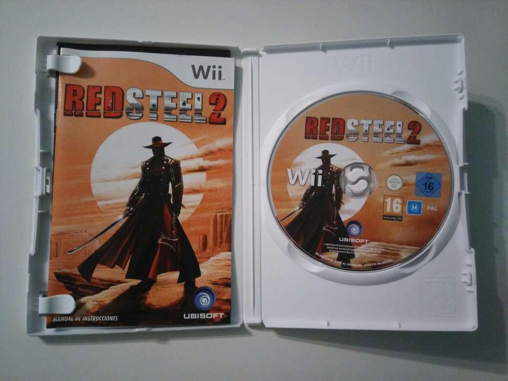 Imagen producto Red Steel 2 Wii 3
