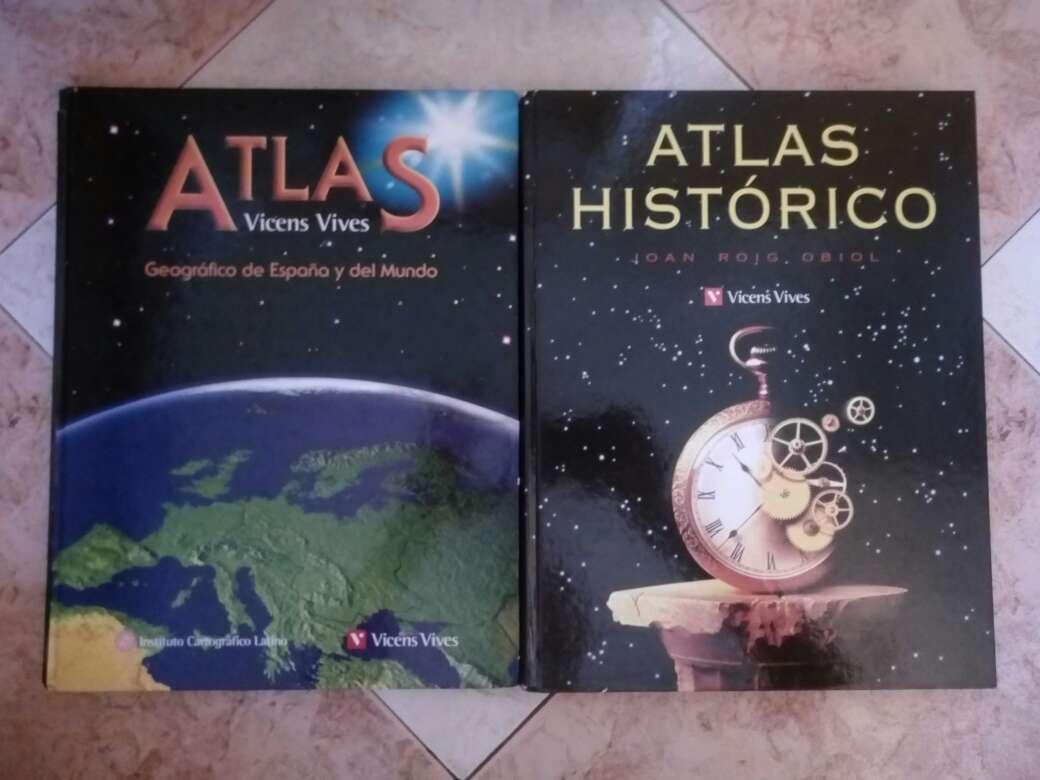 Imagen Atlas geográfico e histórico
