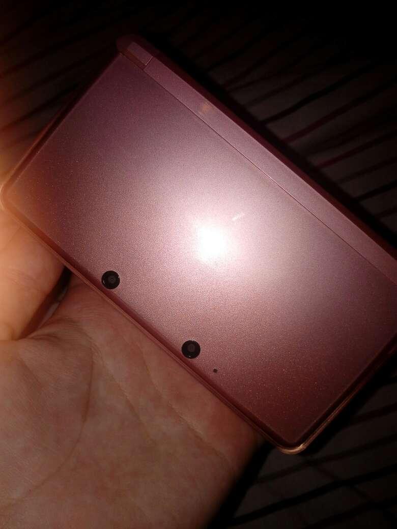Imagen 3ds rosa Nintendo + Muchos Juegos!!!