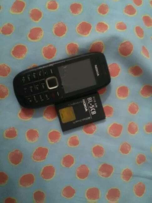 Imagen móvil Nokia bl-5cb