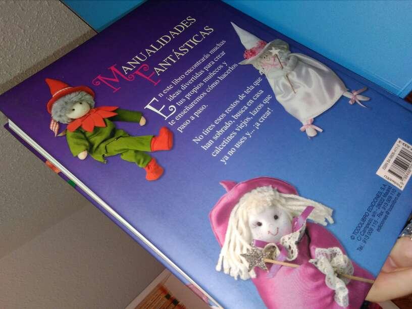 Imagen Libro infantil manualidades