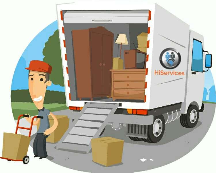 Imagen mudanzas y transportes baratos