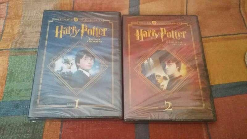 Imagen Dvd Harry Potter