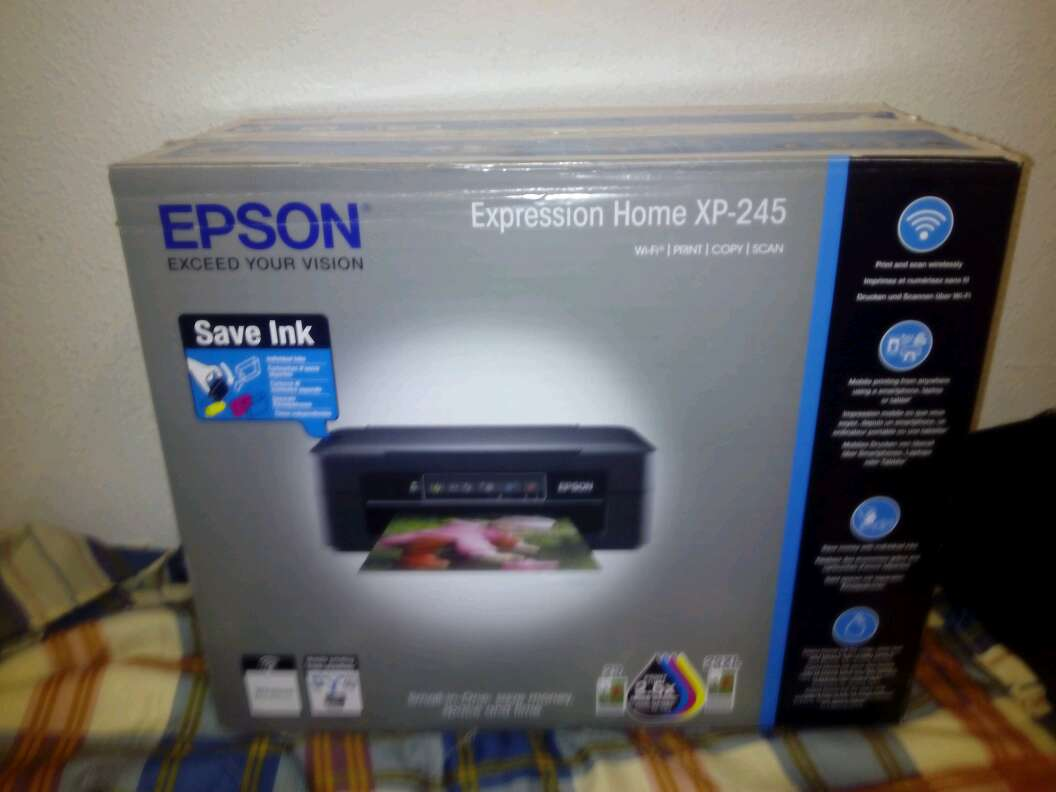 Imagen Epson expression home XP 245