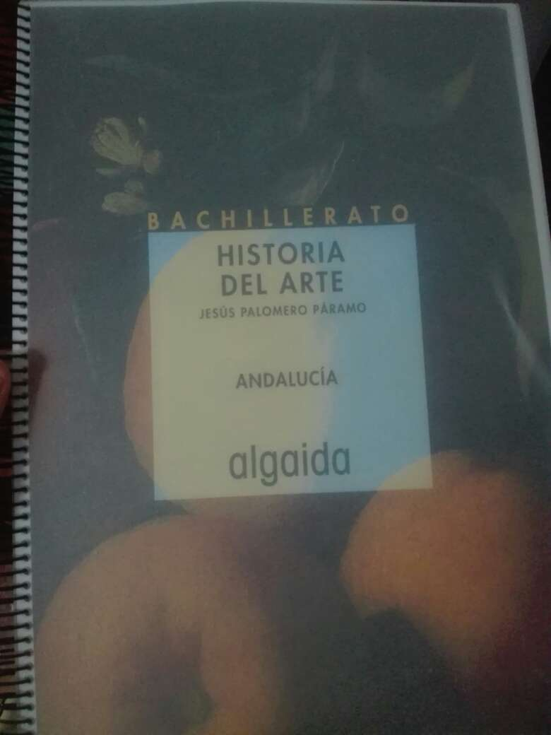 Imagen Libro Historia del Arte