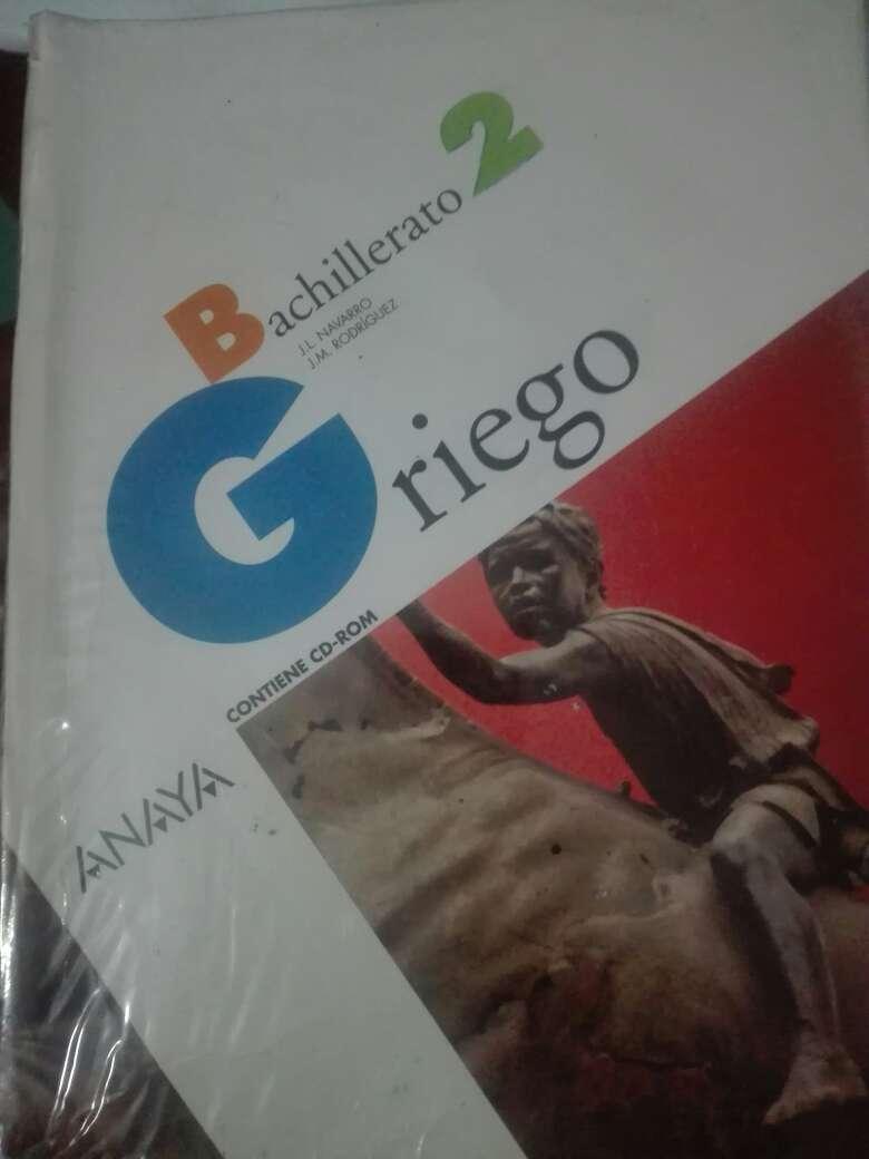 Imagen Libro Griego