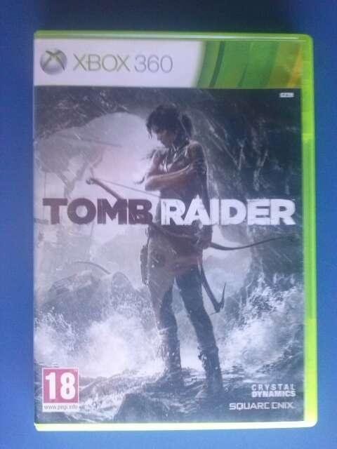 Imagen Tomb raider xbox 360