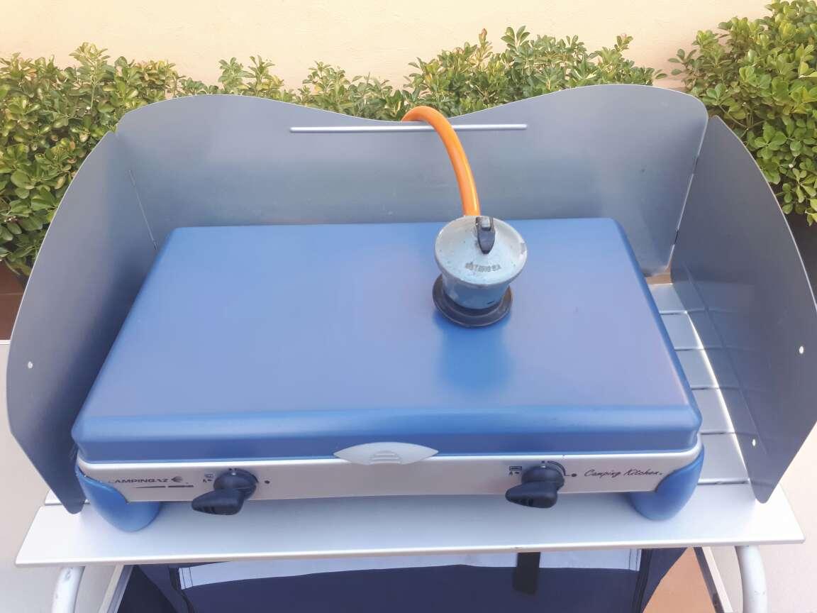 Imagen producto Cocina de camping 2