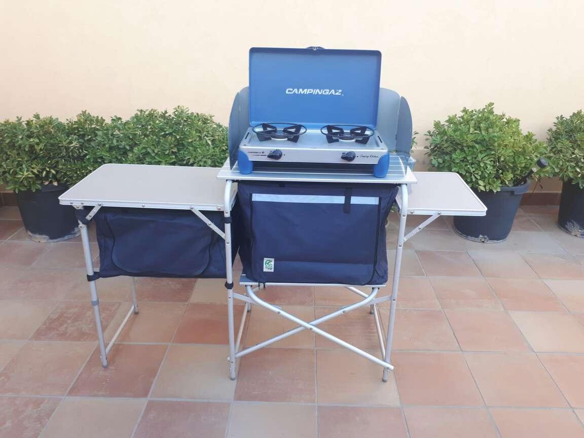 Imagen Cocina de camping