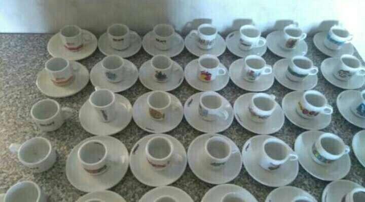 Imagen Pocillos de café