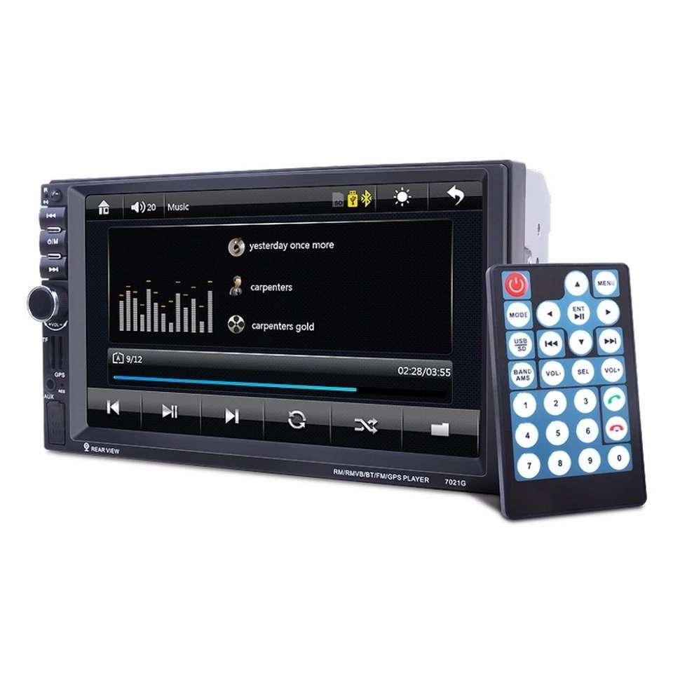 Imagen producto Radio GPS TÁCTIL con USB y AUX 3