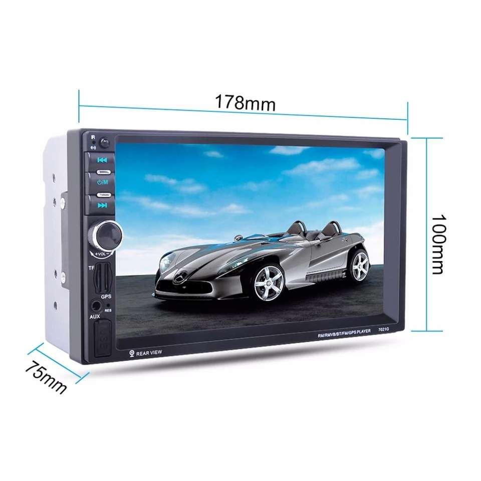 Imagen producto Radio GPS TÁCTIL con USB y AUX 4