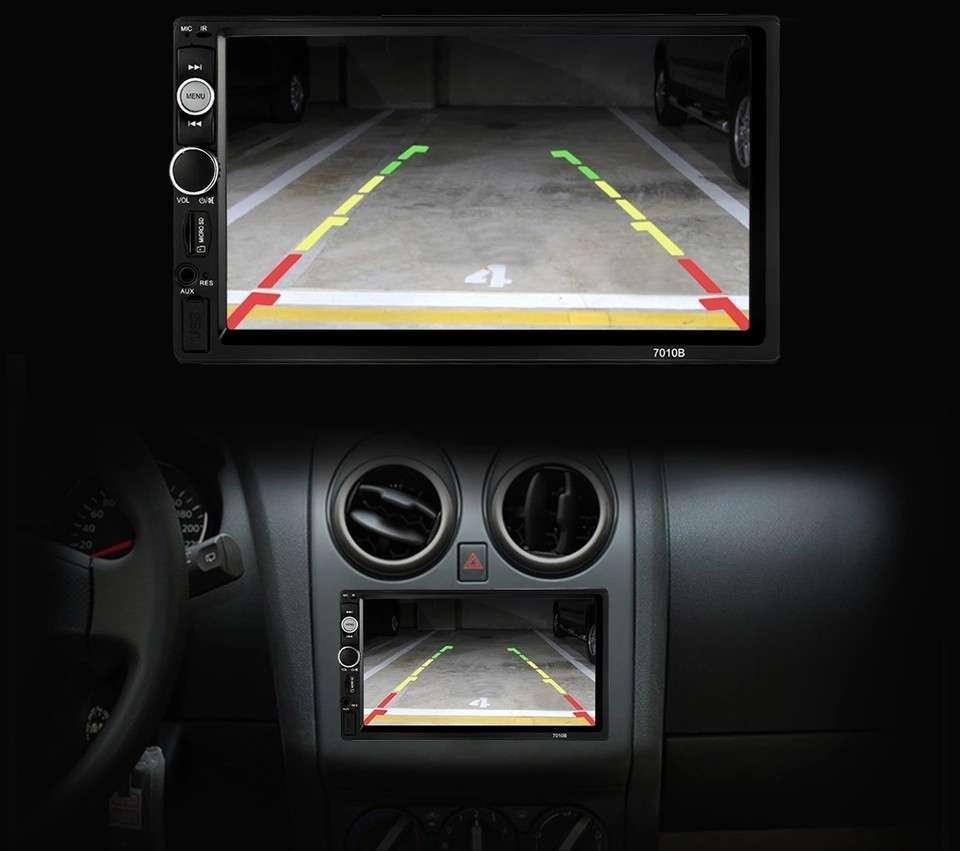 Imagen producto Radio GPS TÁCTIL con USB y AUX 2