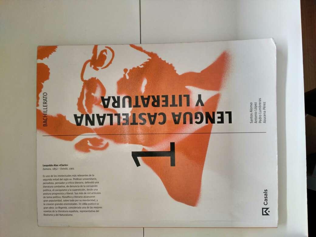 Imagen libro de Lengua y Literatura