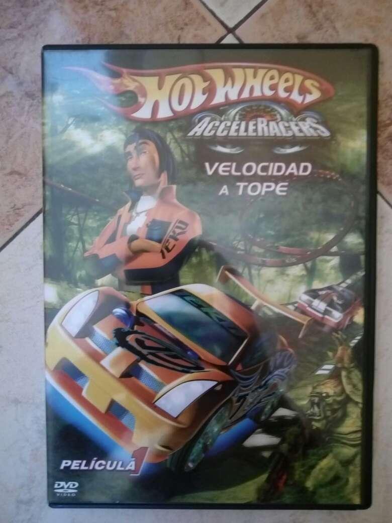 Imagen Dvd Hotwheels