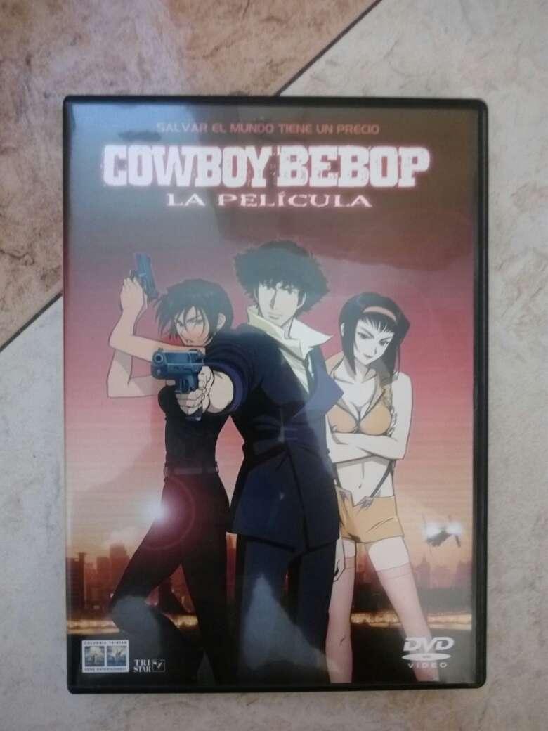 Imagen Dvd Cowboy Bebop