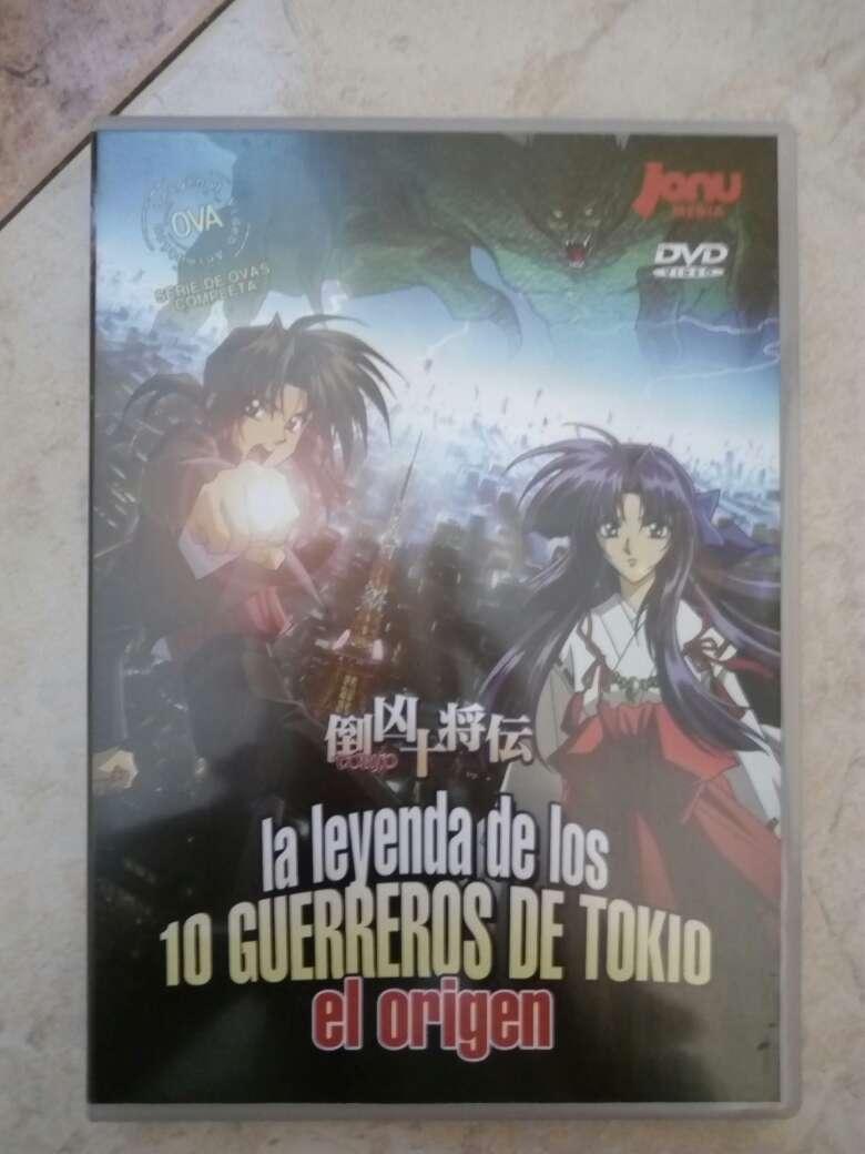 Imagen Dvd de anime