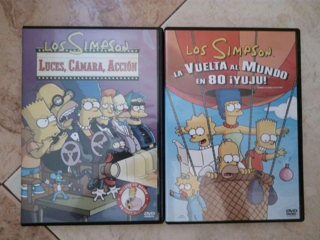 Imagen Dvd Los Simpsons