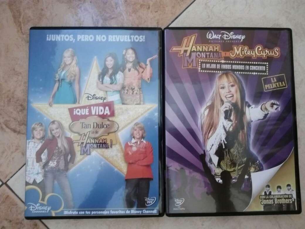 Imagen Dvd Hannah Montana