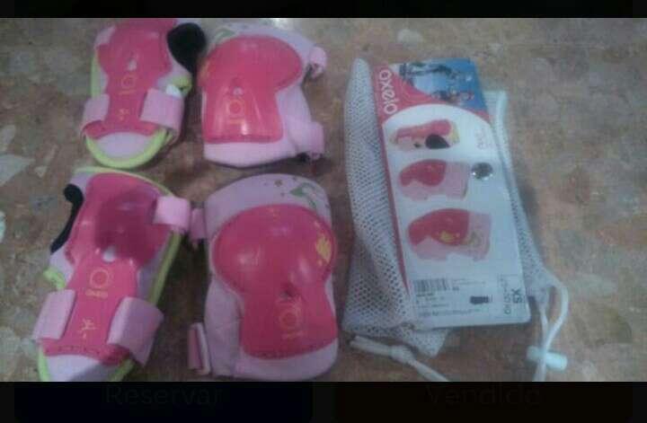 Imagen producto Equipamiento de protección niña 1