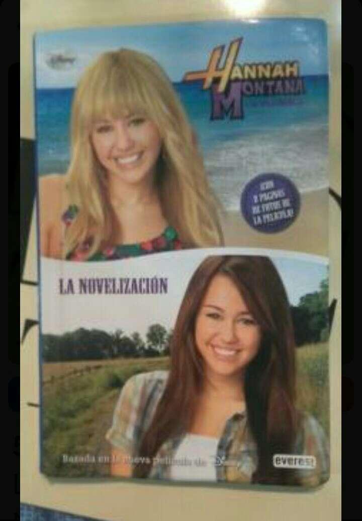 Imagen Libro: Hannah Montana la novelización